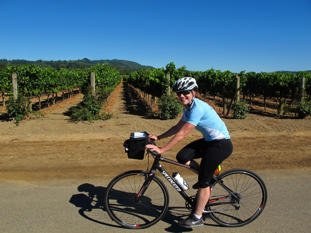 Sonoma Bike Tour Self Guided