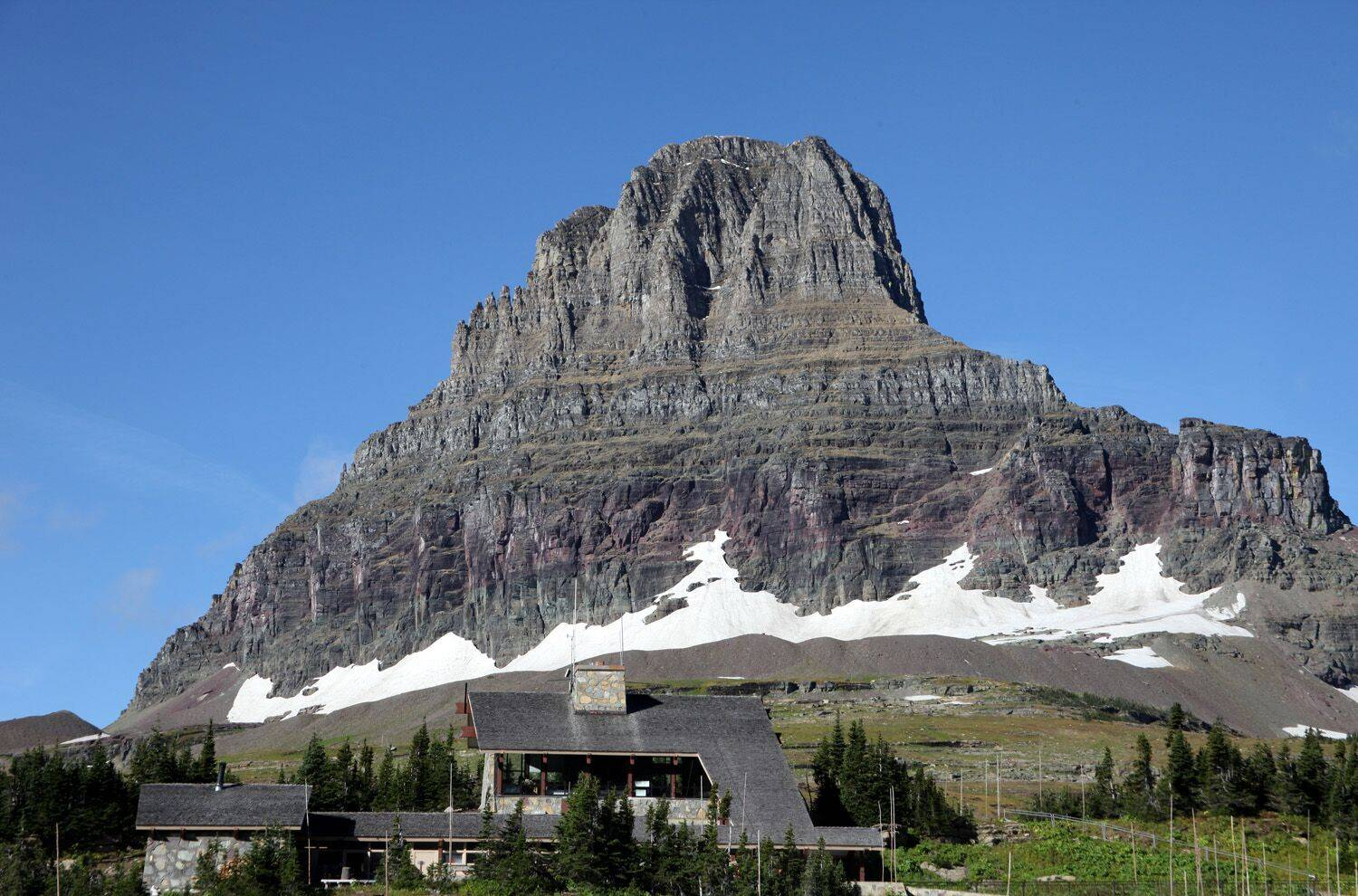 RoadToTheSun01-Logan Pass - Continental