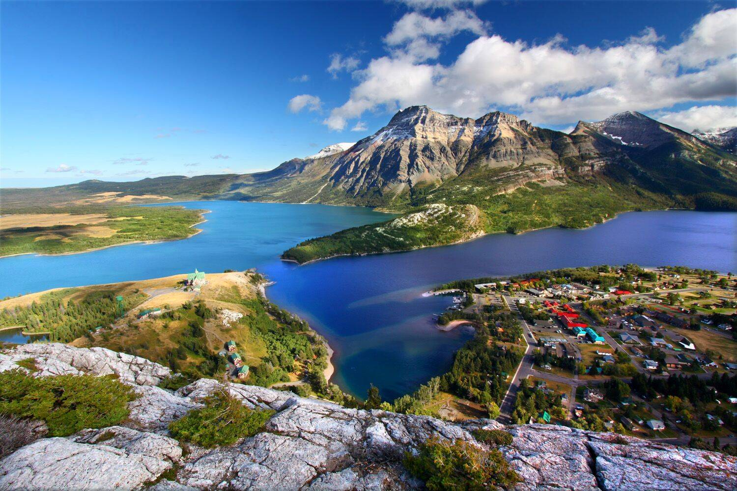 RoadToTheSun03-Waterton Lakes National P